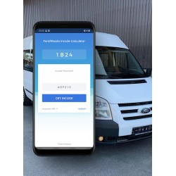 Calculation Incode to Outcode for Ford/Mazda/Jaguar- android app